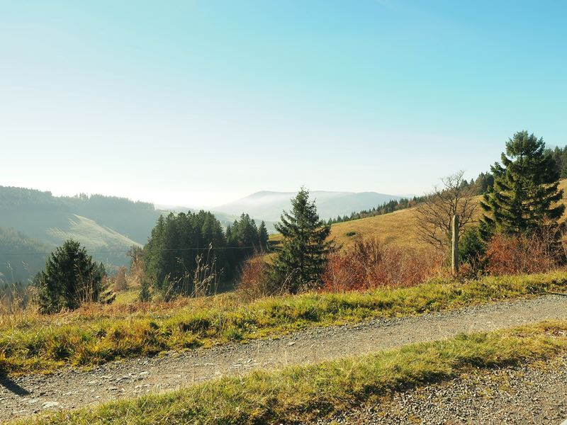 Wanderwege rund um den Balznehof